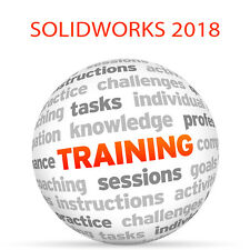 SOLIDWORKS 2018 - Video Training Tutorial DVD
