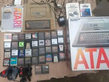 More details for atari 400 computer has 36 games some 'rare'
