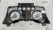 10 SVT FORD F150 RAPTOR 6.2L SPEEDOMETER CLUSTER MPH 178K MILES