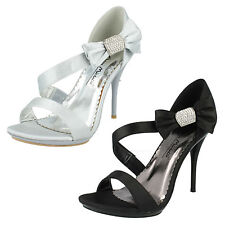 Anne Michelle Women's Textile High Heel (3-4.5 in.) Shoes
