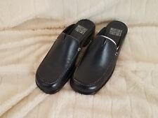 Mootsies Tootsies Slide On Loafers Black Size 7M NWB