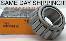 Timken MADE IN USA 3196 Frt Outer Bearing / SAME DAY SHIPPING !!! 137374  312460