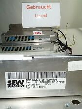 SEW Eurodrive EMV-Modul EF 030-503      826385X       EF030-503
