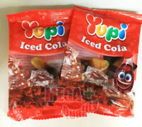 2 x Yupi Iced Cola Jelly Gummy Candy Candies Sweet 40g