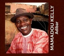 MAMADOU KELLY Adibar  (CD, 2013, CLE007)