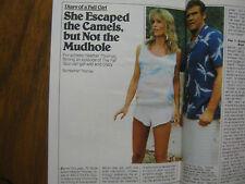 1985 TV Guide (HEATHER  THOMAS/THE FALL GUY/KIN  SHRINER/ROYA  MEGNOT/LIVE  AID)