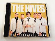 THE HIVES TYRANNOSAURUS HIVES CD