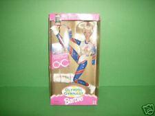 Olympic Gymnast Barbie Atlanta 1996 NIB