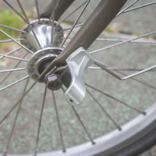 Aluminium Hook For Brompton L-Mudguard Version Lightweight in Silver