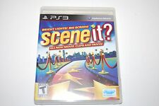 Scene It Bright Lights Big Screen (Sony PlayStation 3, 2009)
