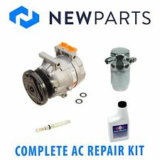 Olds Alero Pontiac Grand Am 02-05 3.4L A/C Repair Kit w/ OEM Compressor & Clutch