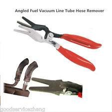 Car Auto Fuel Vacuum Line Tube Hose Remover Separator Pliers Pipe Tool Angled