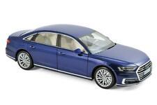 Audi A8 L Hardtop - Blue - 1:18 - by Norev