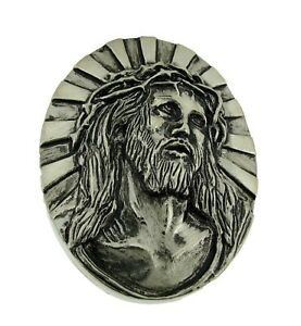 Jesus Belt Buckle Christian Christmas Rock Rebel Men Women Costume Accessory New
