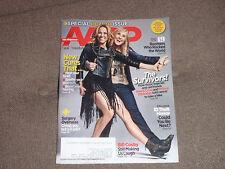 AARP Magazine - Sheryl Crow & Melissa Etheridge Cover - October/November 2014 1
