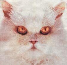 Vivienne Westwood Big Handkerchief  59x59cm  - Portrait of a Cat