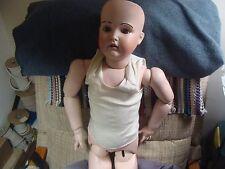 """Antique 196 Kestner Doll 31"""" Tall"""
