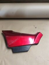83 HONDA V65 MAGNA LEFT SIDE COVER #83700-MB4-0100