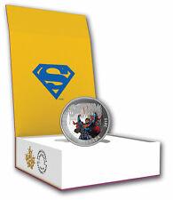 CANADA SILBERMÜNZE PURE SILVER COIN 1 OZ 9999 PROOF 2015 KANADA ICONIC SUPERMAN