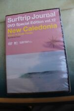 Surftrip Journal 2010 New Caledonia World Travel Surfing Dvd - New Sealed