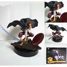 """6"""" One Piece Ichiban Kuji Memories 2 C Prize Shanks Color PVC Figure New and Box"""
