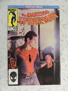 The Amazing Spider-Man Comic Book #262 (Mar 1985, Marvel) VF