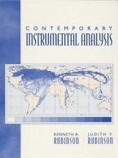 Contemporary Instrumental Analysis by Rubinson, Kenneth A.