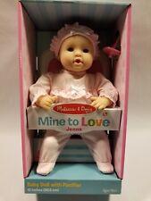 "Baby Doll (Jenna) 12"" (18 Months) Melissa & Doug"