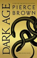 Dark Age Pierce Brown HARDBACK 1st Ed Red Rising Novel DJ  Hardcover EUC
