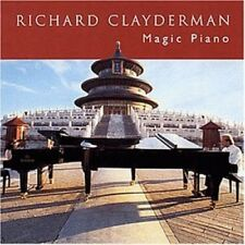 Richard Clayderman Magic piano (1998)  [CD]