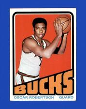 1972-73 Topps Set Break # 25 Oscar Robertson EX-EXMINT *GMCARDS*