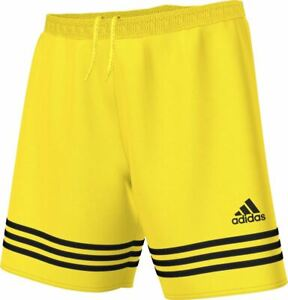 adidas Men's Soccer Shorts Active Workout Performance Climalite Football Kit