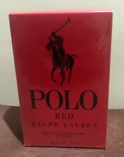 Treehousecollections: Ralph Lauren Polo Red EDT Perfume Spray For Men 125ml