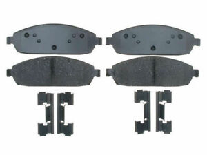 For 2006-2010 Jeep Commander Brake Pad Set Front AC Delco 34728WK 2007 2008 2009