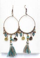 Ohrringe Frau Der Ohrring Mit Perlen Neue Stil Boho Böhmische Hippie Geschenk