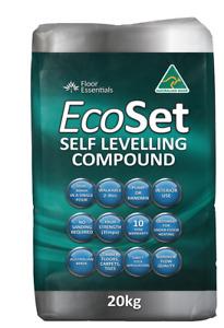 Ecoset Self leveler/levelling - Floor Leveler