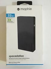 Mophie Spacestation portable 32GB storage and quick charge external battery