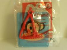 McDONALDS TOY COLLECTABLE     PAUL FRANK TAG  #8