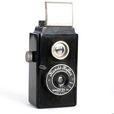 ^Vintage RARE Kando Reflex Camera Bakelite Meniscus TLR 127 Film [CIRCA 1940]