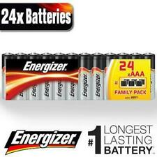 24 x Energizer AAA Power Alkaline Batteries Battery Long Expiry