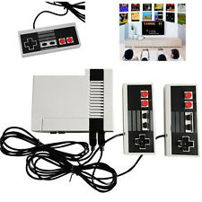 Mini Vintage Retro Classic Game Consoles Built-in 620TV NES 2 Controllers GIFT