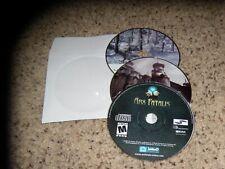 2 PC Games Arx Fatalis & Syberia II