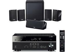 YAMAHA YHT-4940 5.1 Heimkinosystem Subwoofer 575W HDMI Bluetooth schwarz B-Ware