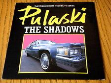 "THE SHADOWS - PULASKI  7"" VINYL PS"