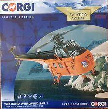 Corgi Aviation Westland Whirlwind HAR.1 XA868 Ryl NavyHMS Protector 1963 AA39105