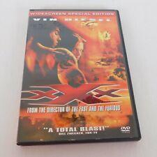 Xxx Widescreen Special Edition Dvd 2002 Vin Diesel Asia Argento Marton Csokas