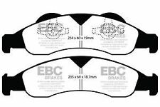 DP1803 EBC Ultimax Front Brake Pads for FORD LINCOLN Expedition Navigator