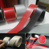 Useful Matte Leather Grain Texture Vinyl Sticker Tape for Car Phone Home Wrap AB