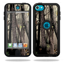 Skin Decal Wrap for OtterBox Defender iPod Touch 5G Case Tree Camo