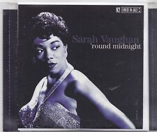 Sarah Vaughan-Round Midnight 2 cd album